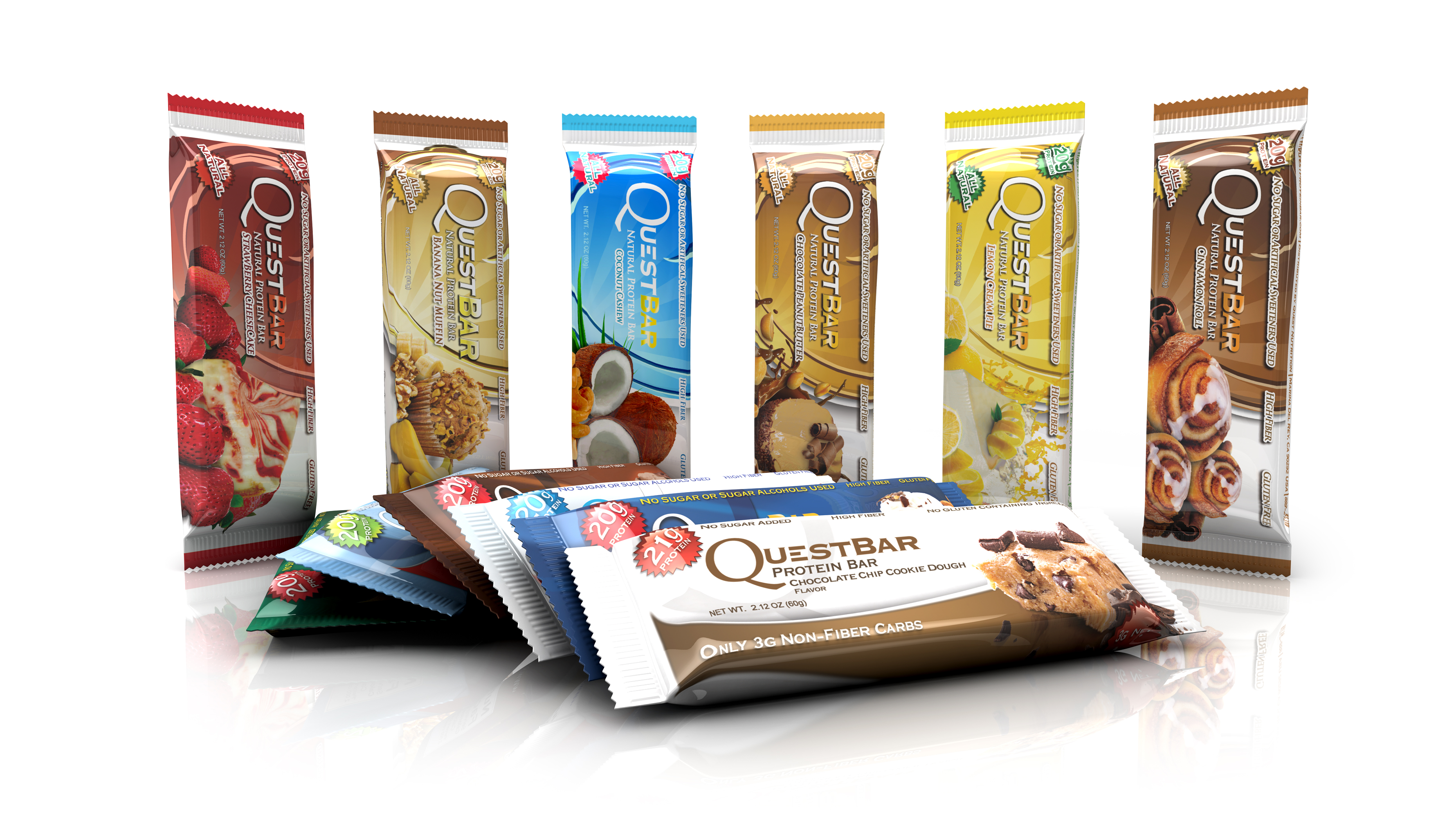 Anatomy Of A Quest Bar And Why I Would Never Eat One