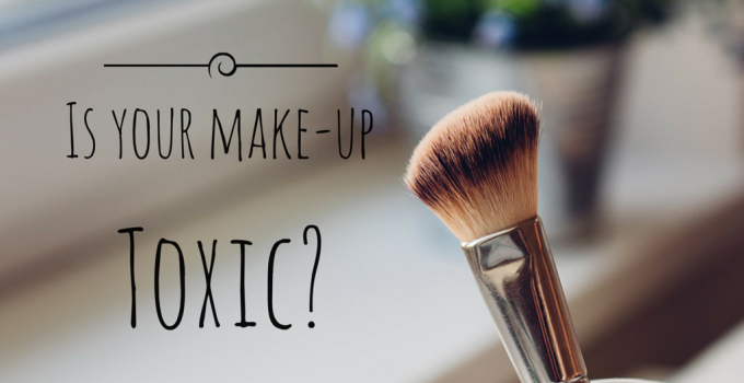 Avoiding toxic skin care