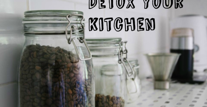 3 Simple swaps to detoxify your kitchen