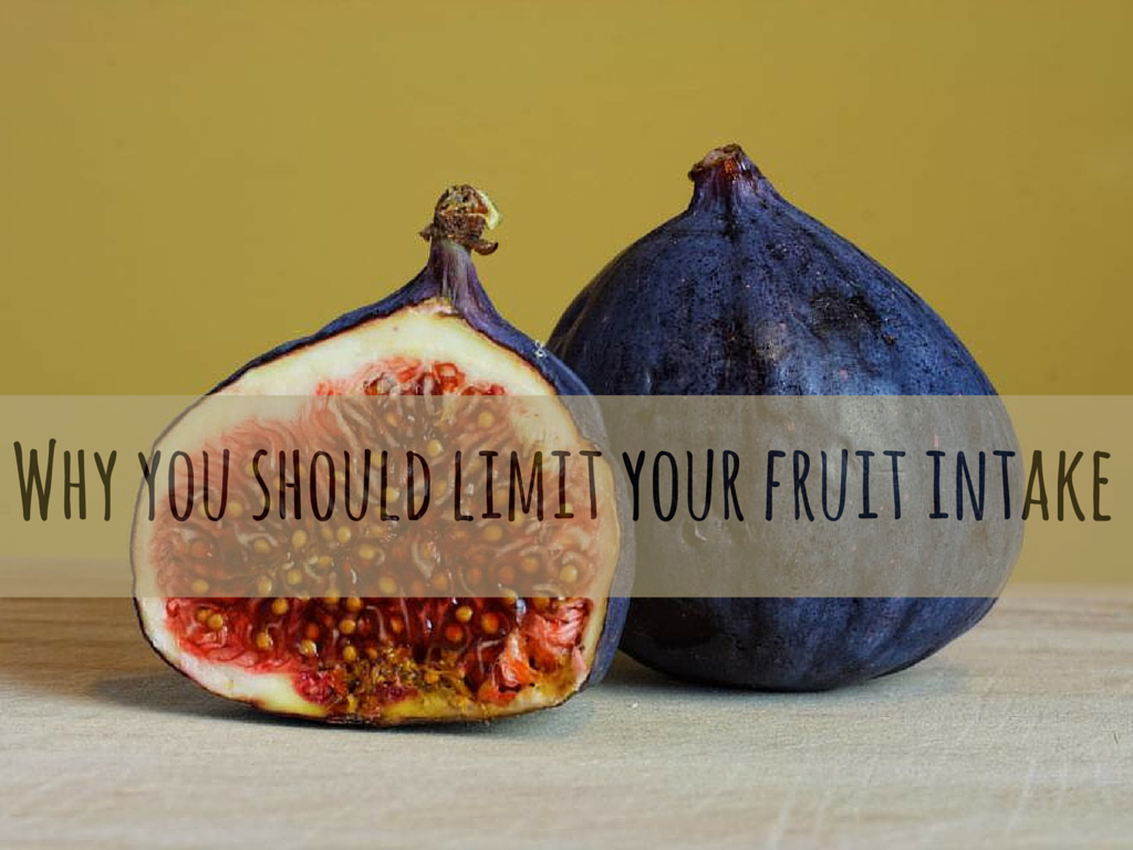 Why you should limit your fruit intake