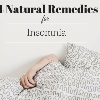 4 Powerful remedies for insomnia!